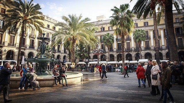 Barcelona Städtereise, Spanien