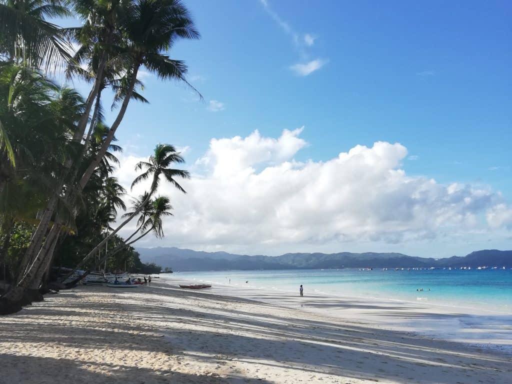 Boracay Strandurlaub, White Beach