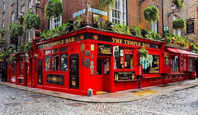 Städtereise nach Dublin, Irland