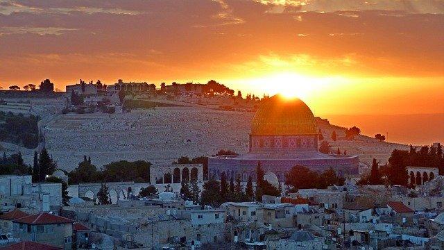 Israel Reise, Jerusalem