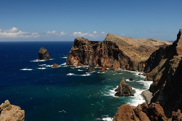 Madeira Reise, Portugal