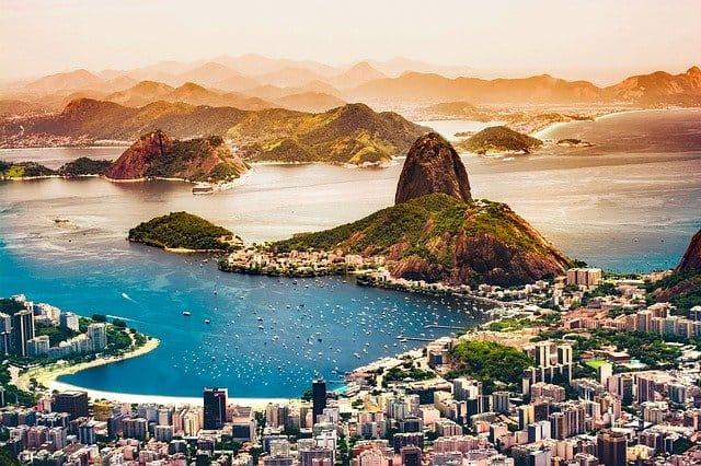 Rio de Janeiro, Brasilien Reise
