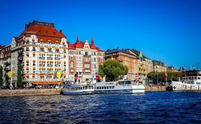 Stockholm, Städtereise Stockholm, Schweden