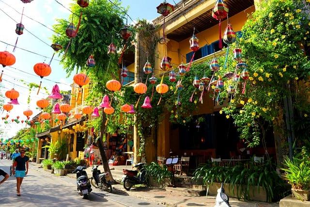 Hoi An, Vietnam Rundreise und Badeaufenthalt